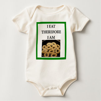 onion ring baby bodysuit