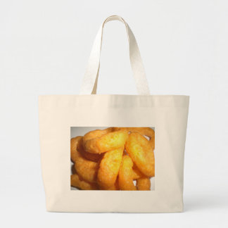 Onion Rings Tote Bags