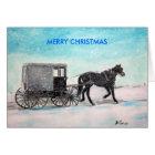 ONION SNOW, MERRY CHRISTMAS CARD