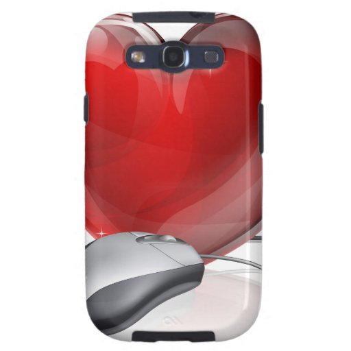 Online dating concept samsung galaxy s3 cases