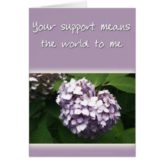 Online Friend Greeting Card