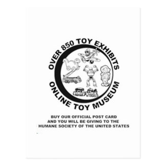 ONLINE TOY MUSEUM POST CARD
