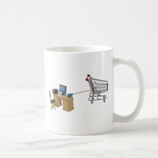 OnLineShopping070709 Basic White Mug