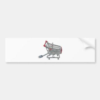 OnlineShoppingCartCable082611 Bumper Sticker