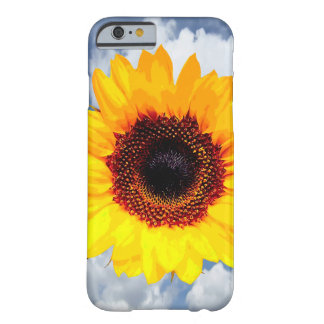 Only a Sunflower Blossom + your text & ideas Barely There iPhone 6 Case