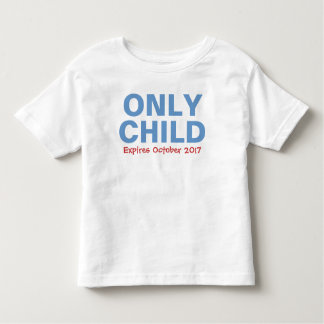 Only Child Big Brother | Custom Tee Shirt Design