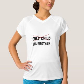 Only Child Big Brother T-Shirt