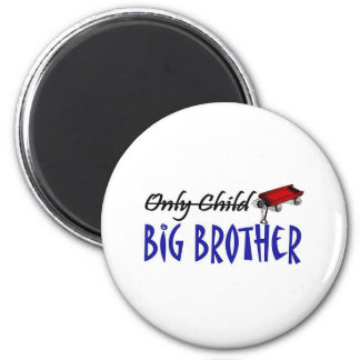 only child brother refrigerator magnets