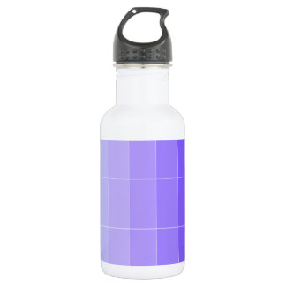 Only Color Blue Violet Purple Ombre 532 Ml Water Bottle
