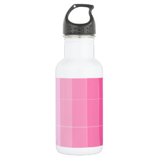 Only Color Hot Pink Ombre 532 Ml Water Bottle