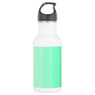 Only Color Lime Green Ombre 532 Ml Water Bottle