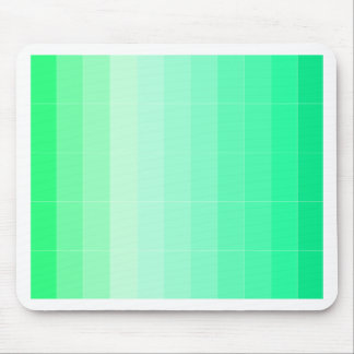 Only Color Lime Green Ombre Mouse Pad