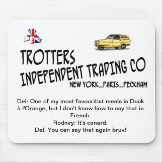 Only Fools and Horses - Mouse Mat