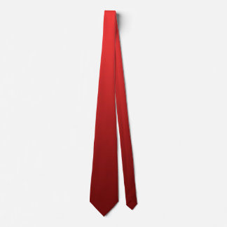 Only Gradients Color - red + your idea Tie