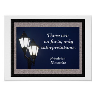 Only interpretations - Art Print