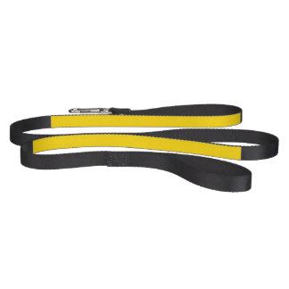 Only lemon yellow pretty solid color OSCB09 Pet Leash