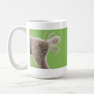 Only Love Can Make a Tail Wag Coffee Mug