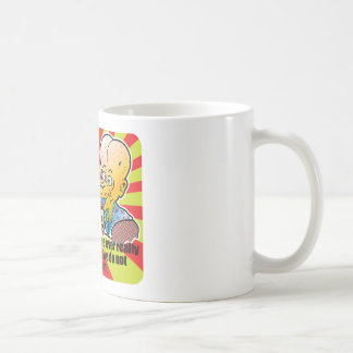 Only Mistake, Dr Bum Head Coffee Mugs