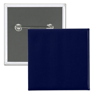 Only navy blue gorgeous solid colour background 15 cm square badge