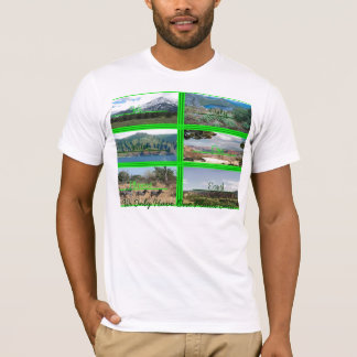 Only One Planet Earth T-Shirt