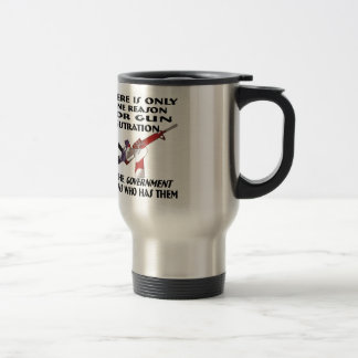 Only ONE Reason For Gun Registration Mug