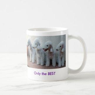 Only the BEST Bedlington Mug