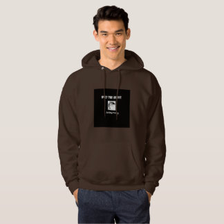"""Only the Brave"" go fishing hoodie... Hoodie"
