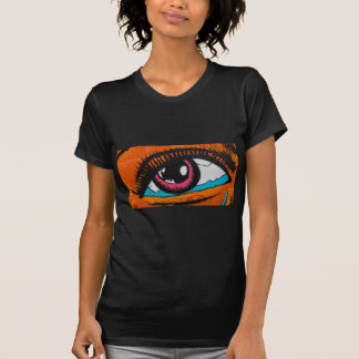 Only the eyes can tell T-Shirt