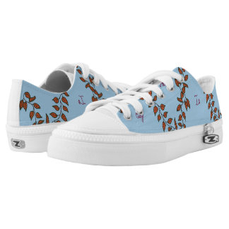 Only Truth is Love Printed Shoes