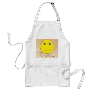 Only with you standard apron