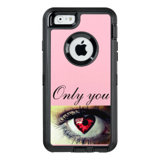 Only you OtterBox defender iPhone case