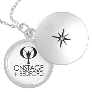 ONSTAGE Logo Locket