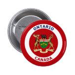 ONTARIO, CANADA PINS
