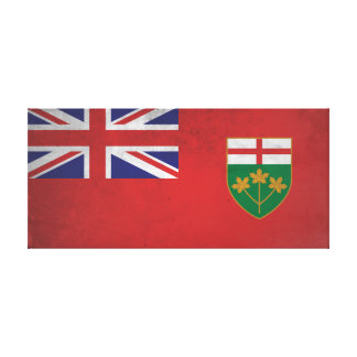 Ontario Canvas Print