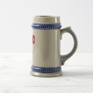 ONTARIO catches Beer Stein