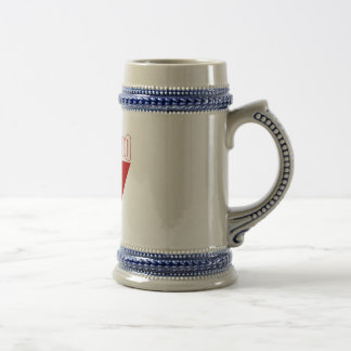 ONTARIO catches Beer Stein