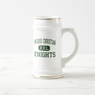 Ontario Christian - Knights - High - Ontario Mugs