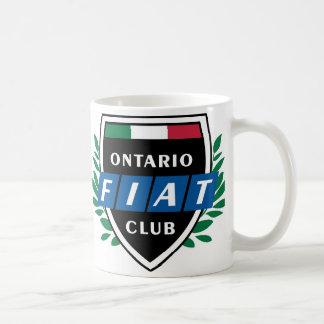 Ontario Fiat Club Coffee Mug