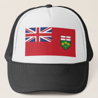 Ontario Flag Trucker Hat