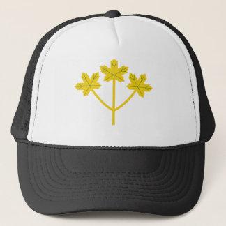Ontario Golden Maple Leaves Trucker Hat