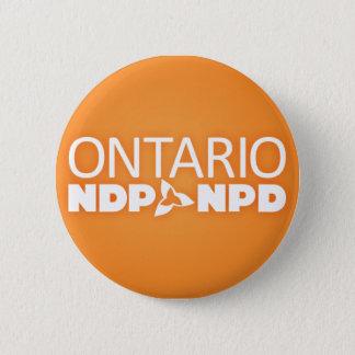 Ontario NDP Pin