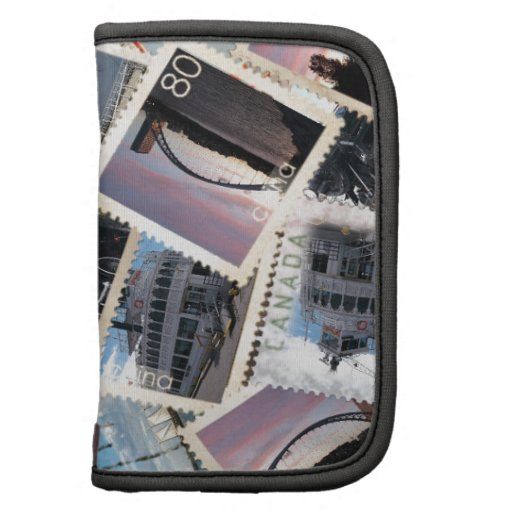 Ontario Postage Stamp Collage Planners