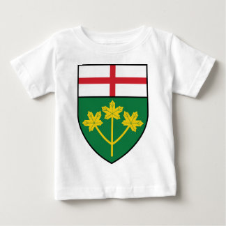 Ontario Shield Baby T-Shirt