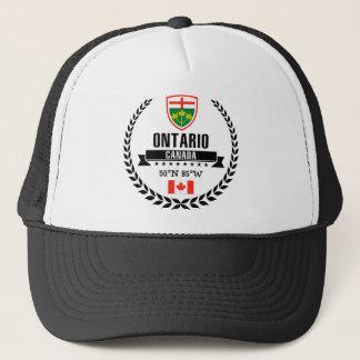 Ontario Trucker Hat