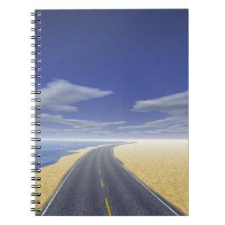 OnTheRoadAgain - Fine Day Notebook