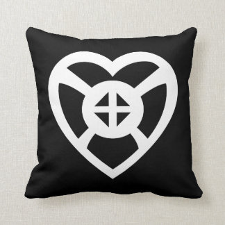 Onyankopon Adom... |  Symbol for Hope and Faith Cushion