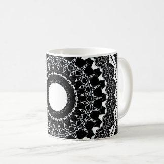 Onyx Mandala Coffee Mug