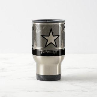 Onyx Star Explosion Travel Mug