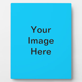 #ooccff Blue Background Template Colorful Display Plaques