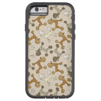 """""""Oodles of Poodles"""" French Poodle iPhone Case"""